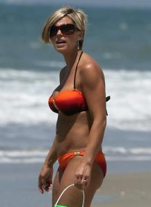 Kate Gosselin bikini