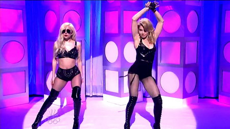 Lady Gaga and Madonna catfight at SNL (VIDEO)